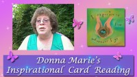 Weekly Inspirational Card Reading Video - week of July 6, 2015