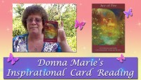 Weekly Inspirational Card Reading Video - week of July 13, 2015